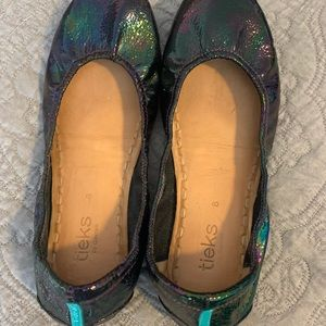 Tieks Size 8 Arabian Nights Scale C